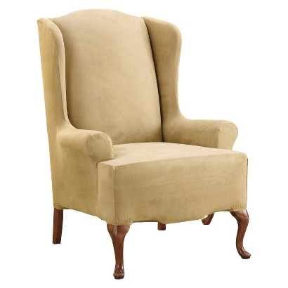 Sure Fit Stretch Suede Supreme Slipcovers