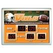 Tennessee Volunteers Team Sports America Scoreboard Clock