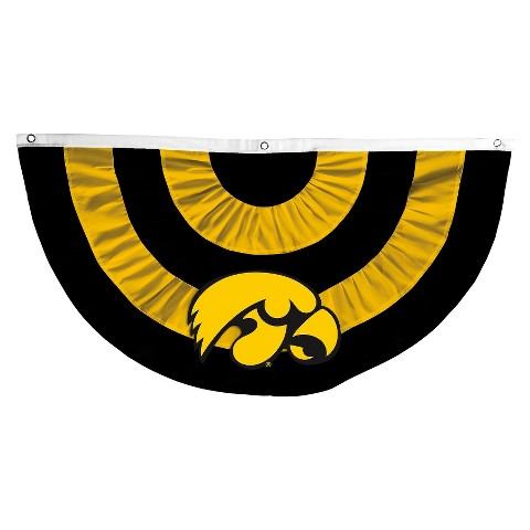 Iowa Hawkeyes Team Sports America Team Bunting