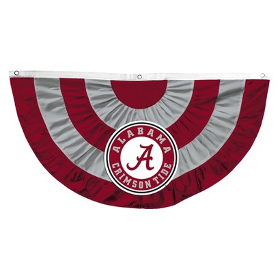 Alabama Crimson Tide Team Sports America Team Bunting