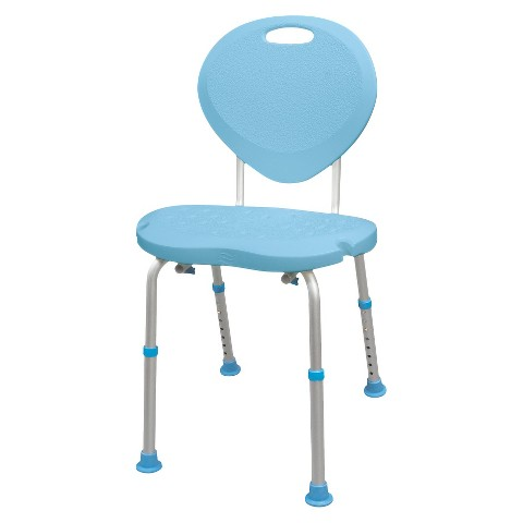 aquasense adjustable bath and shower chair with target aquasense adjustable bath and shower chair with non slip