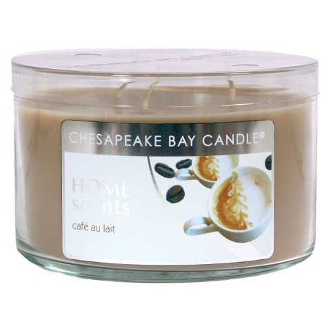 Bamboo Container Candle GRN