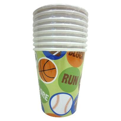 Spritz 8 Pk Disposable Cup