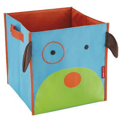 Skip Hop Zoo Toddler Fabric Cube - Dog