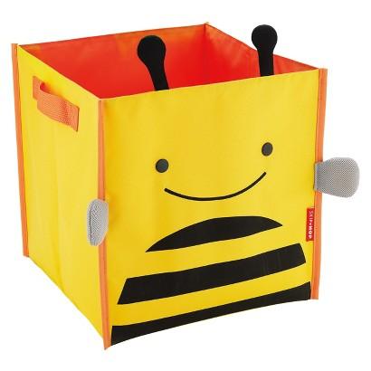 Storage Bin Unit: Skip Hop Zoo Toddler Storage Bin - Bee