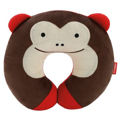 Skip Hop Zoo Toddler Neck Rest - Monkey