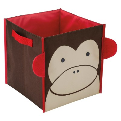 Skip Hop Zoo Toddler Fabric Cube - Monkey