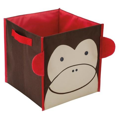 Skip Hop Zoo Toddler Fabric Cube - Monkey