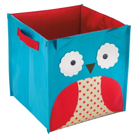 Skip Hop Zoo Toddler Fabric Cube - Owl