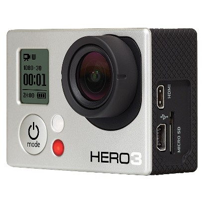 GoPro HERO3 White Edition Camcorder (CHDHE-3020