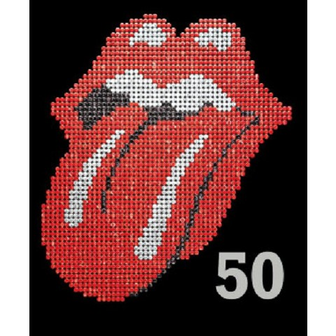 The Rolling Stones 50 (Hardcover)