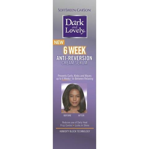 Dark and Lovely Anti Reversion Cream Serum