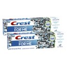 Crest Pro-Health For Me Fluoride Anticavity Toothpaste - 6.0 oz (2 pack)