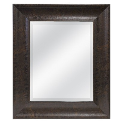 Destroyed Bronze Mirror - 23.5x25.5