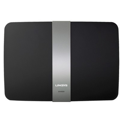 Linksys N900 Smart Wi-Fi Router - Black (EA4500-N4)