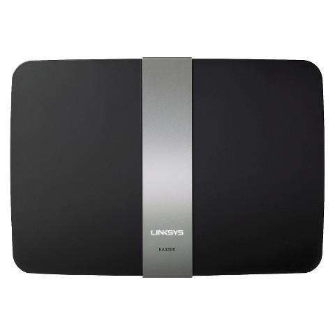 Linksys N900 Smart Wi-Fi Router - Black (EA4500-N4)