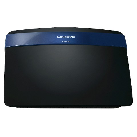 Linksys N750 Smart Wi-Fi Router - Black (EA3500-N4)