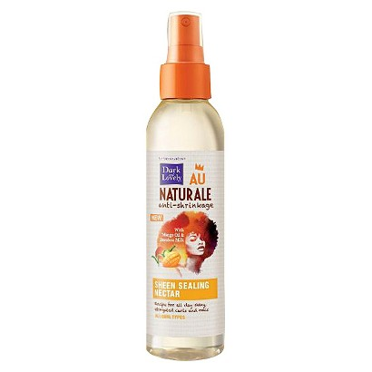 Dark and Lovely Au Naturale Nourishing Shine Nectar 5.75 oz