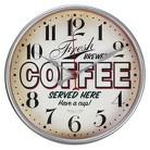Threshold™ Vintage Diner Wall Clock
