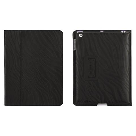 Griffin Moxy Zebra iPad Case - Black (GB35517)