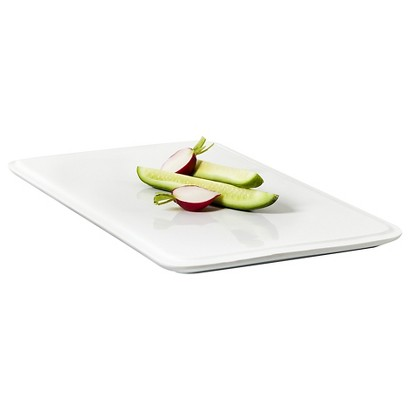 Threshold™ Porcelain Flat Plane - White (Small)