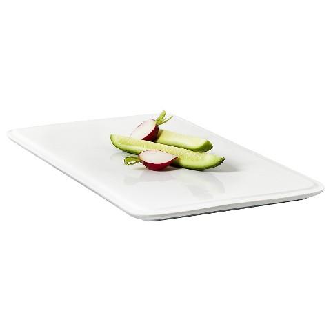 Threshold™ Porcelain Flat Plane - White (Small)