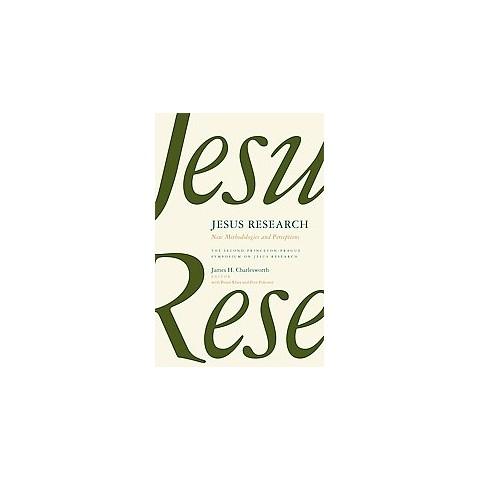 Jesus Research (Paperback)