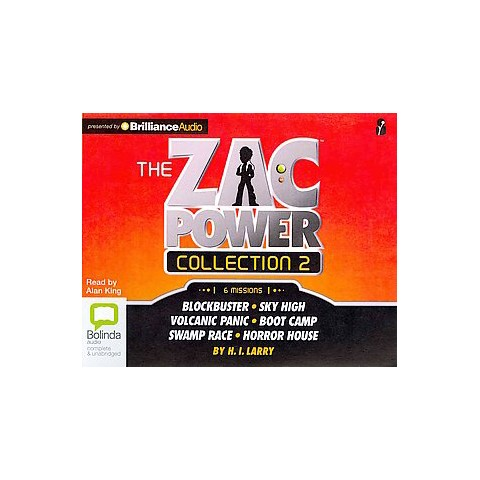 Zac Power Collection 2 (Unabridged) (Compact Disc)