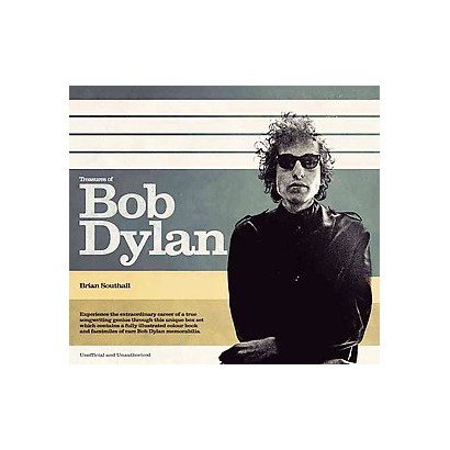 Treasures of Bob Dylan (Hardcover)