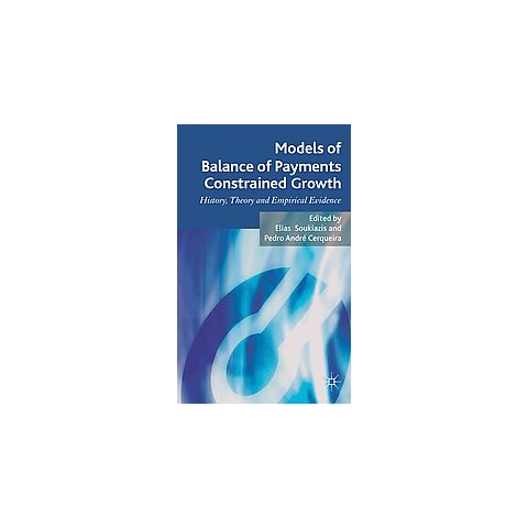 Models of Balance of Payments Constrained Growth (Hardcover)