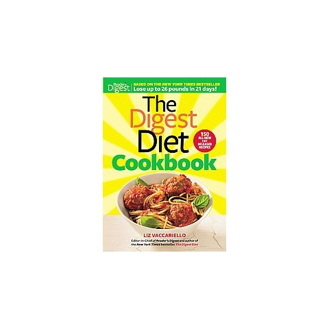The Digest Diet Cookbook (Hardcover)