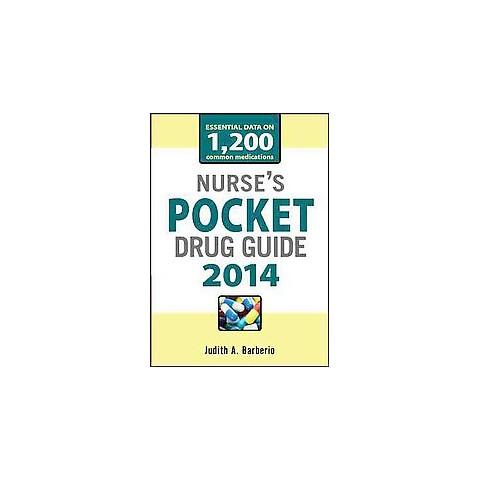 Nurses Pocket Drug Guide 2013 (Paperback)