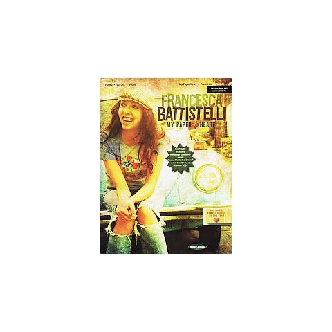 Francesca Battistelli - My Paper Heart (Paperback)