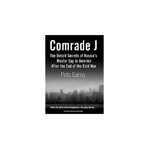 Comrade J (Unabridged) (Compact Disc)