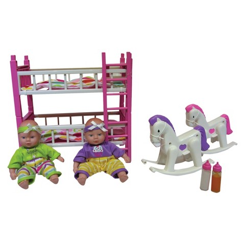 Circo™ Mini Twins Deluxe Room Set