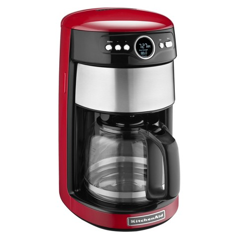 KitchenAid® 14-Cup Glass Carafe Coffee Maker- KCM1402