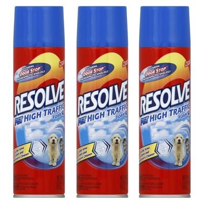 Resolve Pet High Traffic™ Foam- 22 oz. - 3 Pack