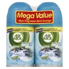 Air Wick Freshmatic Ultra Automatic Spray,  Refill- FRESH WATERS,  6.17 Ounces,  2 Pack