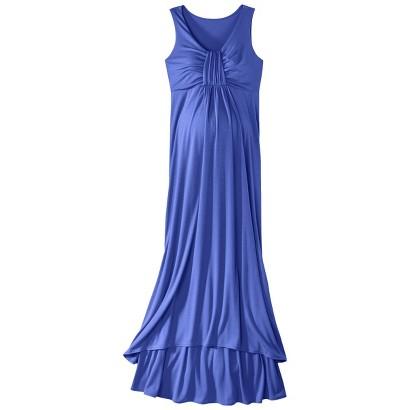 Maternity Sleeveless Maxi Dress-Merona®