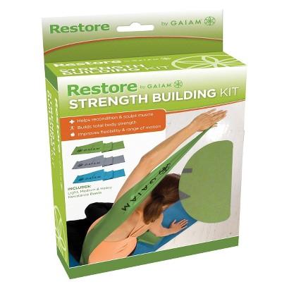 Gaiam Restore Strength Building Kit