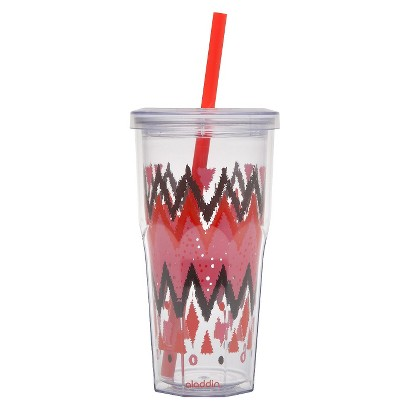 Aladdin To Go Tumbler - Red (20 oz)