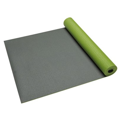 Gaiam Honeydew Premium Yoga Mat