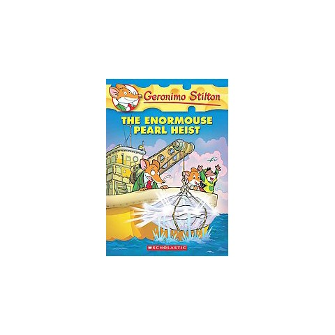 The Enormouse Pearl Heist (Original) (Paperback)