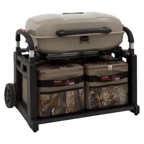 Char-Broil® TRU-Infrared® Grill2Go® ICE Realtree™ Edition