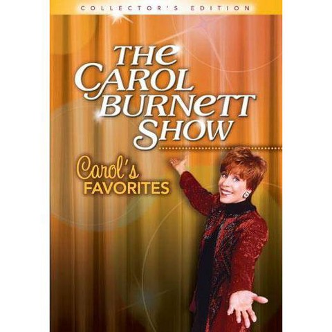 The Carol Burnett Show: Carol's Favorites [Collector's Edition] [6 Discs]