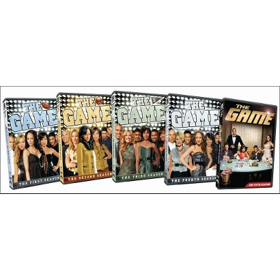 The Game: Seasons 1-5 (14 Discs)