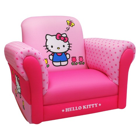 Magical Harmony Kids Deluxe Rocker Chair - Hello Kitty