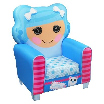Magical Harmony Kids Chair - Lalaloopsy