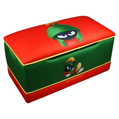 Magical Harmony Kids Deluxe Toy Box - Marvin The Martian