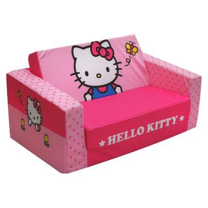 Magical Harmony Hello Kitty Tulips Flip Sofa